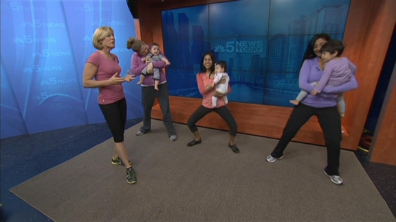 Fit Club: Mother's Day Workouts