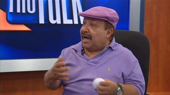 The Talk Chelsea Handler's Sidekick Chuy