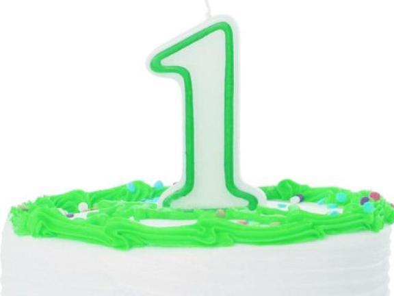First Birthdays: Friday, March 26