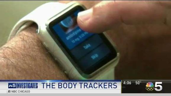 body trackers