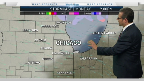 Chicago Weather Forecast Cold But Quiet Day