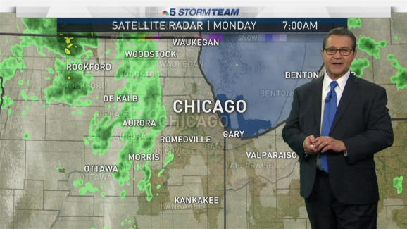 Kalb Weather Map.Chicago Weather Forecast Moist And Mild Start Nbc Chicago