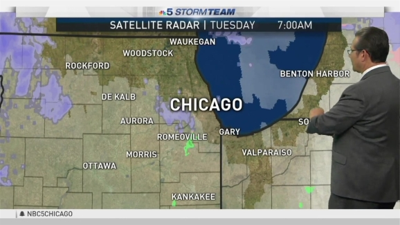 Kalb Weather Map.Chicago Weather Forecast More Winter Weather Ahead Nbc Chicago