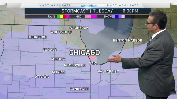 Kalb Weather Map.Chicago Weather Forecast Calm Before The Storm Nbc Chicago