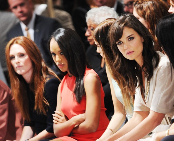 Front-Row Faces at the Spring 2011 Shows