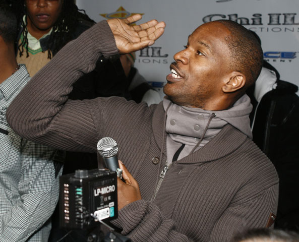 Party of the Year?! Jamie Foxx's Birthday Bash