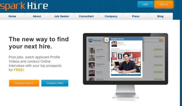 Spark Hire Ditches Résumé for Face Time, Should You?