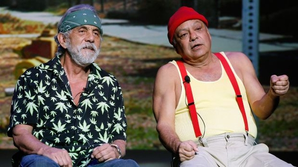 Week in Sports: Who is Just Like Cheech & Chong?
