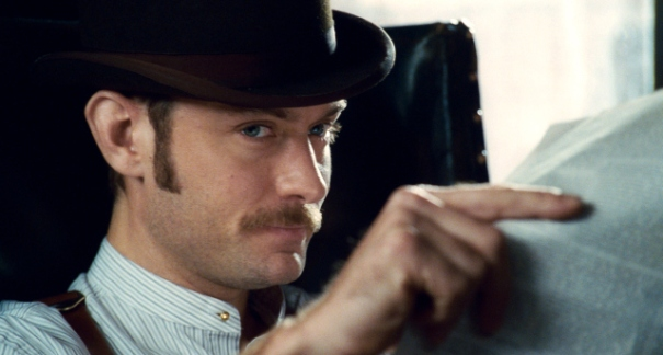 Sherlock Holmes Movie Trailer