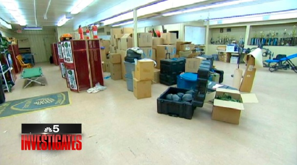 Military Items in Gliniewicz Explorer Post Investigated