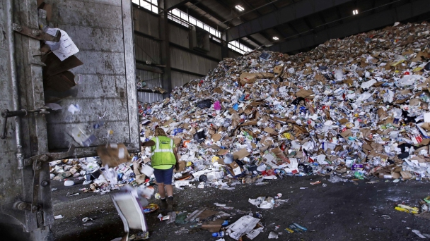 A Lot of Chicago Recycling Isn't Getting Recycled: Report