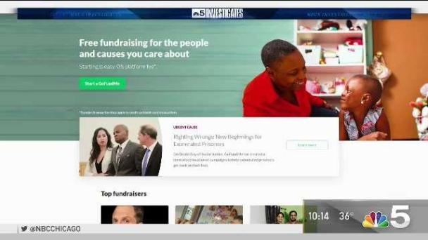 Popular Fundraising Pages Could Be Frauds, Experts Warn
