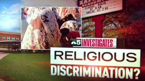 Principal Returns After Suspension for Discrimination