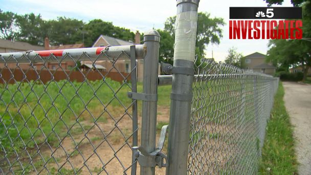 Neighborhood Fence Dispute Stirs Tension With Residents