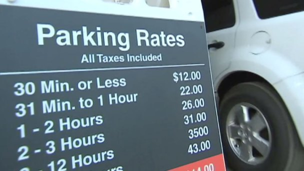 Taxpayers Foot Bill for Public Officials' Parking Perks