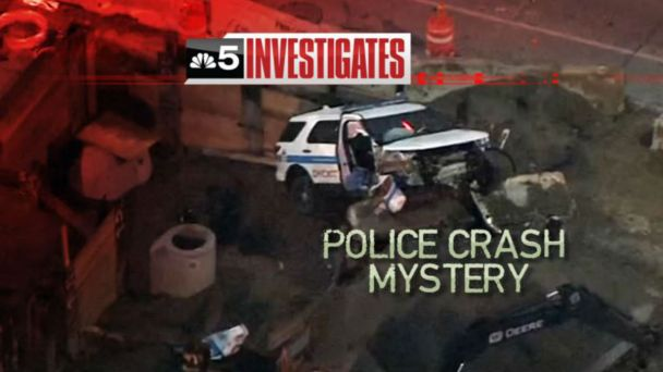 What's the Mystery Behind the Crash of This Police Car?