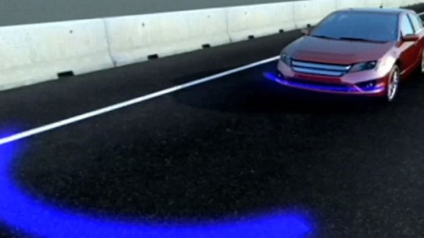 Technology Aims to Avoid Rear-End Collisions
