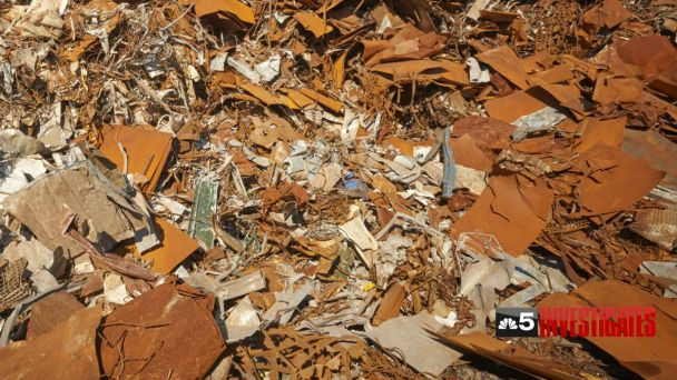 Police Investigate Alleged Missing Scrap Recycling Proceeds
