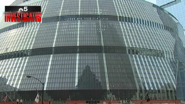Rauner Gives Thompson Center Tour, Proposes Demolition