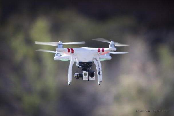 How a Drone Could Spoof Wi-Fi, Steal Your Data