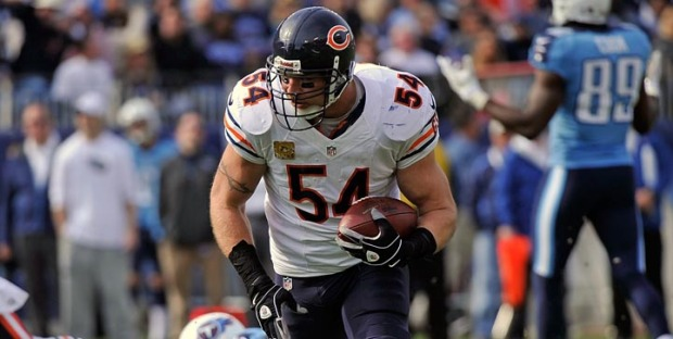 Bear Bites: The Urlacher Who Stole Christmas