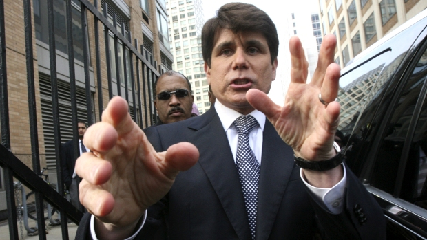 [CHI] Blago: I Could Have Been the Ghost-Payroll Governor