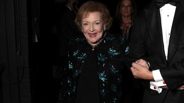 [NATL]And Many More: National Treasure Betty White Celebrates 97th Birthday