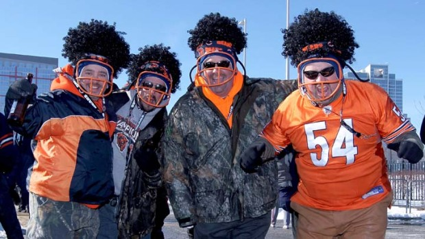 Bears Buck NFL Trend as Attendance Stays Level