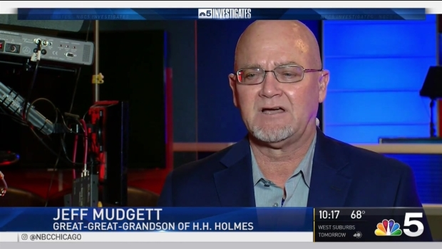 Descendant of H.H. Holmes Reveals What He Found at Serial Killer's Gravesite