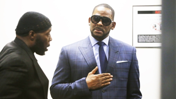 [CHI] R. Kelly Spends a Second Night in Jail After Child Support Case