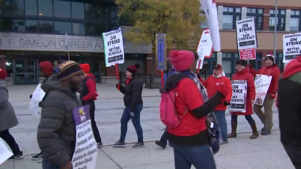 [CHI] Chicago Teachers Strike Continues on 6th Day of Canceled Classes