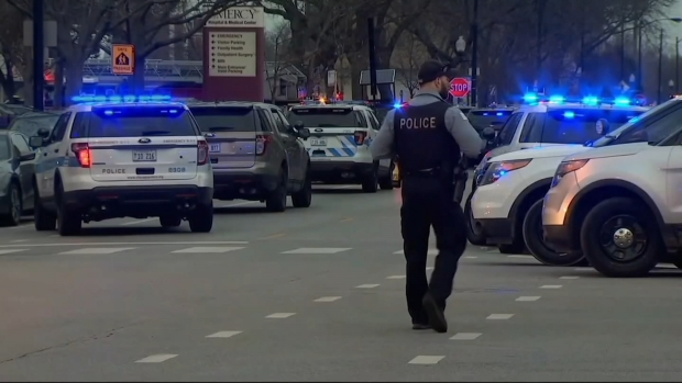 [CHI] Chicago Officers Honored for Response to Mercy Hospital Active Shooter