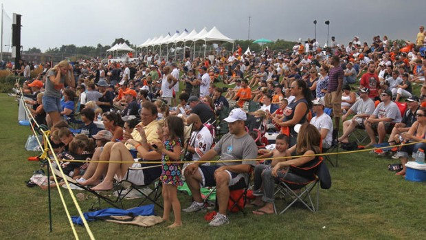 Bears Fans Guide to Training Camp