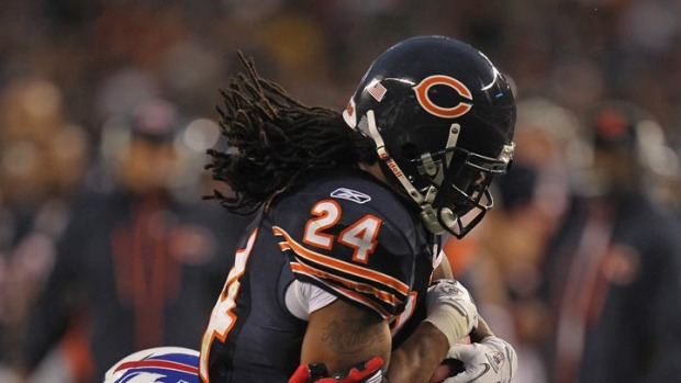Bear Bites: The Real Marion Barber