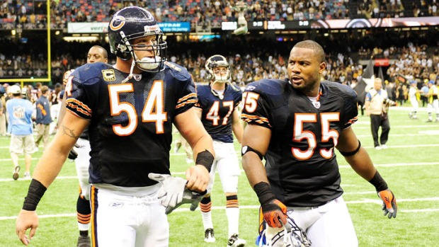Bear Bites: Urlacher, Briggs Mad About Defense
