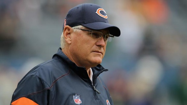 Bears' Mike Martz Resigns