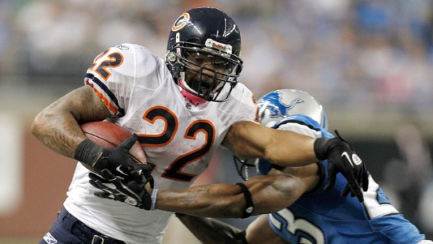 Bears Apply Franchise Tag to Matt Forte