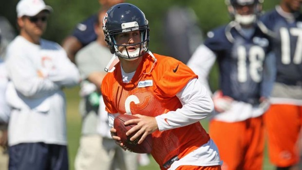 Bates Expecting Big Season from Cutler