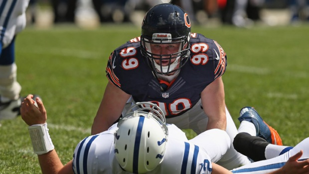 Creativity, Mentoring Gives the Bears League-Leading Pass Rush