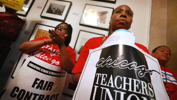 How Will Chicago Pay For Strike Deal?