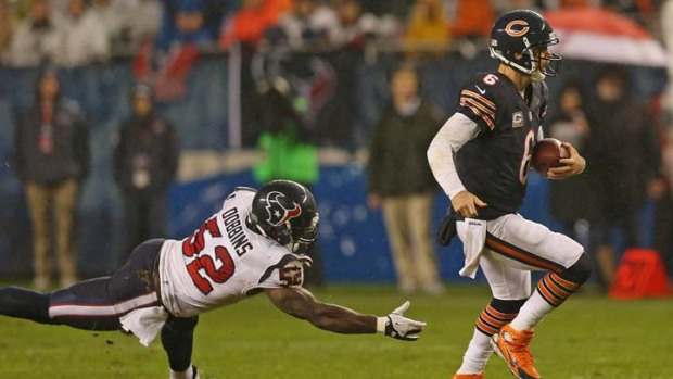 Bear Bites: Team Did Right By Cutler