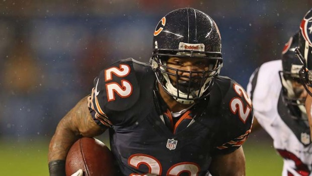 With Cutler Out, Matt Forte Must Step Up