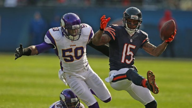 Marshall Meets Booker in Bears' Record Books