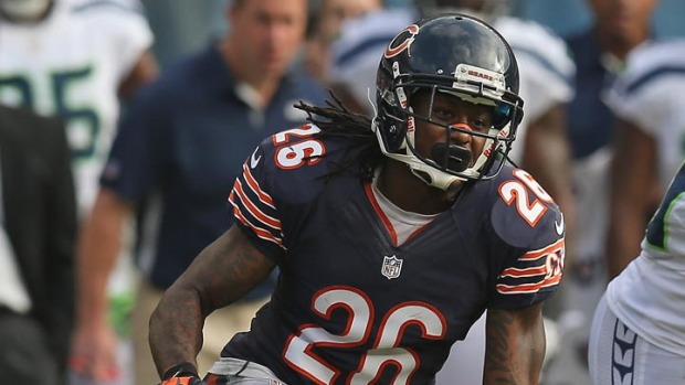 Urlacher, Melton & Scott Out, But Jennings Returns vs Cardinals