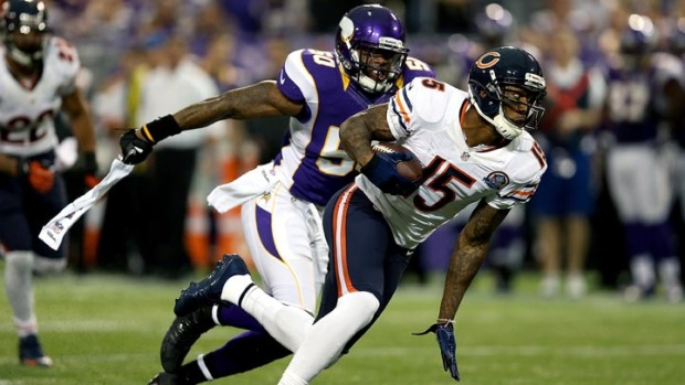 Who Stood Out In Bears' Disappointing Loss