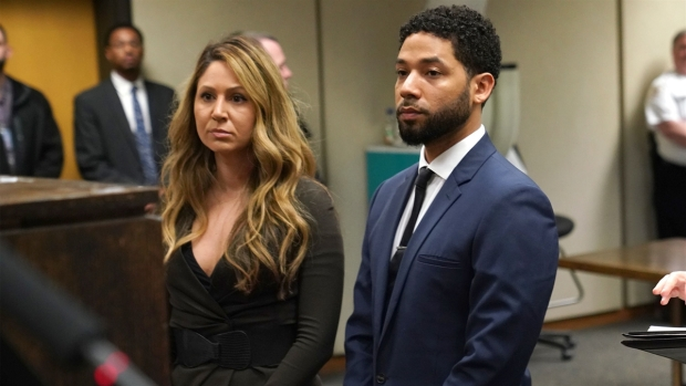 [CHI] Smollett Enters Plea in Latest Court Appearance