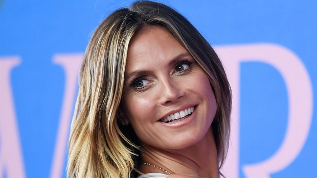 Heidi Klum Is Already Working on Her Halloween Costume