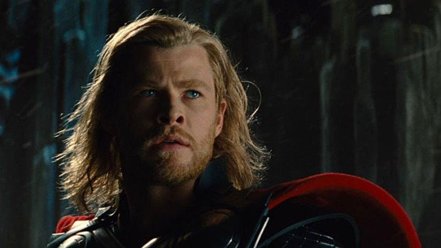 "Chris Hemsworth in a ""Rush"" to Work With Ron Howard"