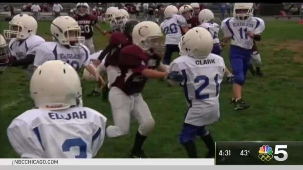 Proposed Legislation Could Ban Tackle Football