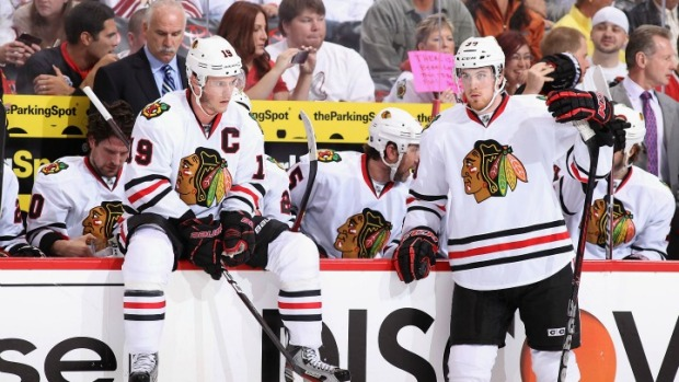 What Perry's Deal Means for Hawks Stars Kane, Toews